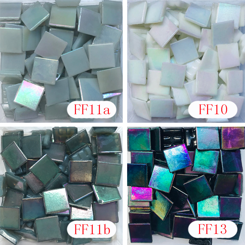 280pcs Mosaic Tiles Mother of Pearl round 15mm