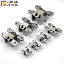 High quality cross hinge,Invisible door folding door hinge,Zinc alloy,Hidden Hinges ,door hardware