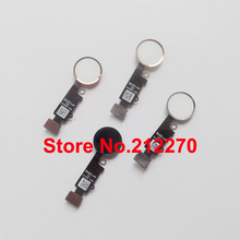 Original New Home Button With Flex Cable Assembly Replacement Parts For iPhone 7 and 7 Plus(China)