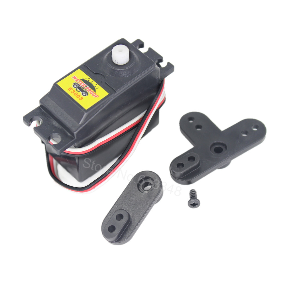 HSP 02073 Electronic Steering Servo 3Kg E3003 High Torque For 1/10th 4WD Speed Nitro Power Monster Truck Baja<br><br>Aliexpress