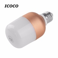 ICOCO Practical LED Bulb Ball Bubble E27 Screw 9W 13W Energy Saving Lamps for Household Lighting Ultra Bright Home Use Brand New