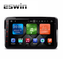 ESWIN 2017 HD 1024*600 8 Inch Pure Android 5.1.1 Car DVD CD Player for VW SAGITAR/JATTA/JETTA for MAGOTAN/ for PASSAT B6 AUTO