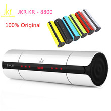 Original JKR KR - 8800 Bluetooth Speaker Portable KR8800 Loudspeaker Boombox Shock Bass Caixa De Som Sound Box Home