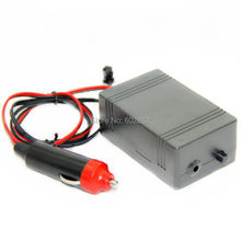 12v Inverter with cigarette plug for 20-30 Meter long el wires