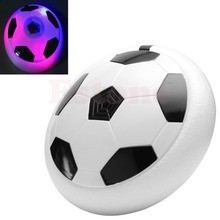 Hover Ball Kids Boys Indoor Safe Fun Soft Gliding Floating Foam Soccer Football