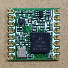 Free Shipping 10PCS RFM95 20 DBM low power consumption, Long Range wireless transceiver module MHZ frequency for 868