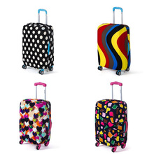 Travel Luggage Cover 18 To 28 Inch Protective Suitcase Cover Trolley Case Travel Luggage Dust Cover