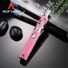 Buy Rofvape 40W Equal Mini Vape Pen Electronic Cigarette 2.4ml 1500mAh Huge Vapor Pure Taste Electronic Hookah for $24.99 in AliExpress store