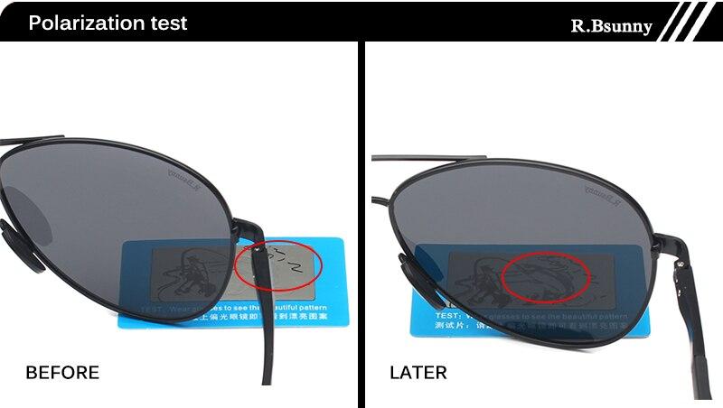 Polarized Sunglasses Men Driver Mirror Sun glasses Male Fishing Female Outdoor Sports Eyewear For Men