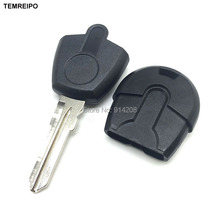 20pcs/lot  New style Replacement Car Key For Fiat transponder Key Shell Blank Key No Chip Fob Free logo
