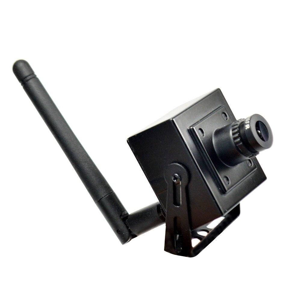 Wireless 720P WiFi Net P2P IP CCTV Camera Security Onvif MINI RTSP 6MM HD lens<br>
