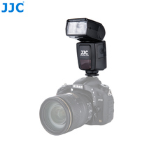 JJC SF33 Electronic Speedlight  Hot Shoe Electronic Flash Light Speedlight For Sony A6300, A7 Sereise Camera