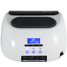 18K 48W UV CCFL LED Nail Dryer With LCD Display Screen Professional Lamp Nail Curing UV LED Gel Nail Tools Automatic sensor