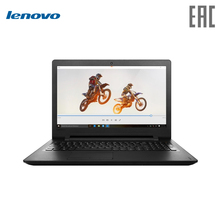 Laptop Lenovo 110-15ACL 4GB 500GB Windows 10 15.6 Inch (80TJ00D6RK) Computer Free shipping laptop
