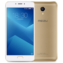Original Meizu M5 Note 4G LTE Cell Phone Helio P10 Octa Core 3GB 16GB 5.5inch 1920x1080P FHD Fingerprint Smart Phone