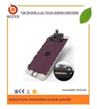 OEM 10PCS/LOT COMPETITIVE PRICE NEW HIGH QUALITY  LCD DIGITIZER TOUCH SCREEN FOR APPLE IPHONE 6  BLACK & WHITE
