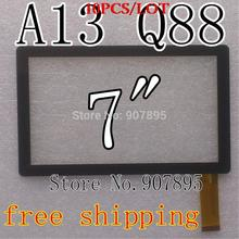 "10PCS  Capacitive Touch screen Tablet Touch Panel ATM7029 7"" 7inch allwinner a13 Q88 Q8 ATM7013 tablet pc  Noting size and color"