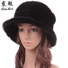 Women Caps Hat New Fashion 2016 Black/Red Solid Color Casual Hats Cap For Female Adult Girl Floral Design Visor For Women Winter(China)