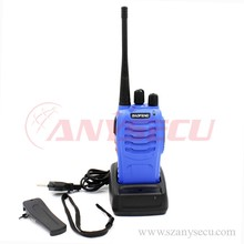 Newest Arrival Blue BAOFENG walkie talkie BF-888S UHF 70CM 400-470mhz portable ham transceiver radio