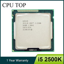 Процессор Intel Core i5 2500K product image