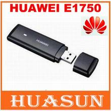 FREE SHIP Unlocked Huawei E1750 E1750C WCDMA 3G Wireless Network Card USB Modem Adapter for PC Tablet HSDPA EDGE GPRS