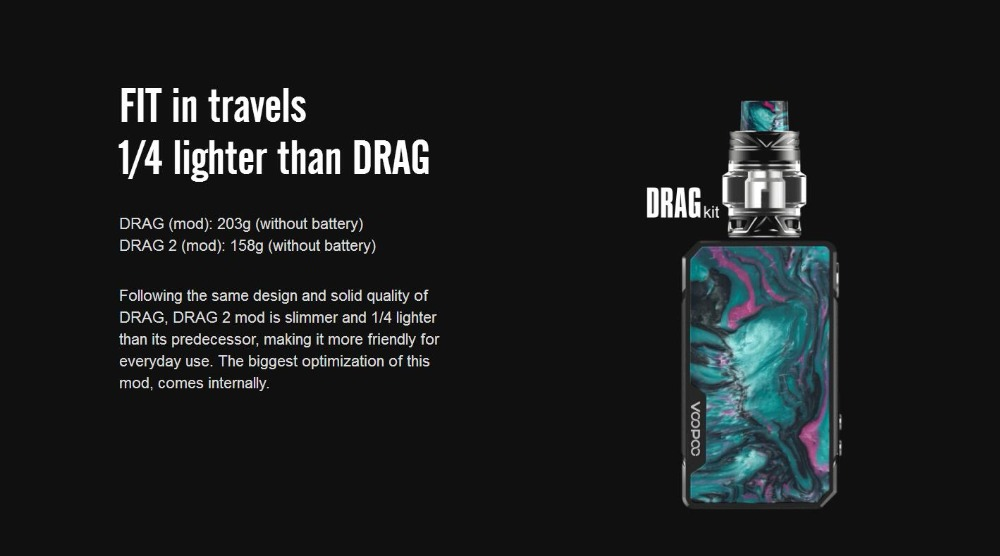 Voopoo Drag 2 177W TC Kit-6