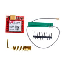 Smallest Sim800l Gprs GSM Module Microsim Card Core Board Quad-band TTL Serial Port for arduino