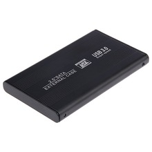 Sata to USB 3.0 HDD Case 2.5 SSD HDD Enclosure for Notebook Desktop PC hard disk Box (Not including SSD,HDD) Tool Free