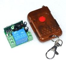 New 12V Signal Channel Fixed Encoding Switch + Wireless Remote Control Promotion
