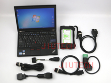Vcads Truck Diagnosis tool for volvo Vocom 88890300 with CF30 laptop Tech Tool 2.5 PTT 2.04.75 Development Model(China)