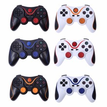 2017 Wireless Bluetooth Controller Remote Joystick For Sony Playstation 3 PS3 Console Gaming Gamepad Double Vibration