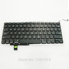 Free Shipping a1297 Italy Keyboard Replacement For Macbook Pro 17''  Italy Language Layout Keyboards