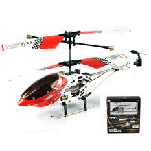 Sell in bulk Sanhuan 3.5ch gyro Remote control 6020-1 mini helicopter with flash light(China)