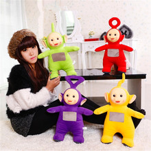 4 pieces a lot new creative lovely Teletubbies toys plush different dolls gift about 50cm(China)