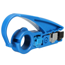 Coax Coaxial UTP Cable Cat5e Cat6 RG11/RG6/RG59 Wire Strip Stripper Cutter Tool