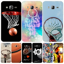 Basketball Logo La cover phone case for Samsung Galaxy J1 J2 J3 J5 J7 MINI ACE 2017 2016 2015