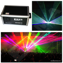 Led Rgb Home Stage Lighting Effect DMX Laser Projector With Sd Card Lumiere Disco Lights Dj Party Stage Light For Sale