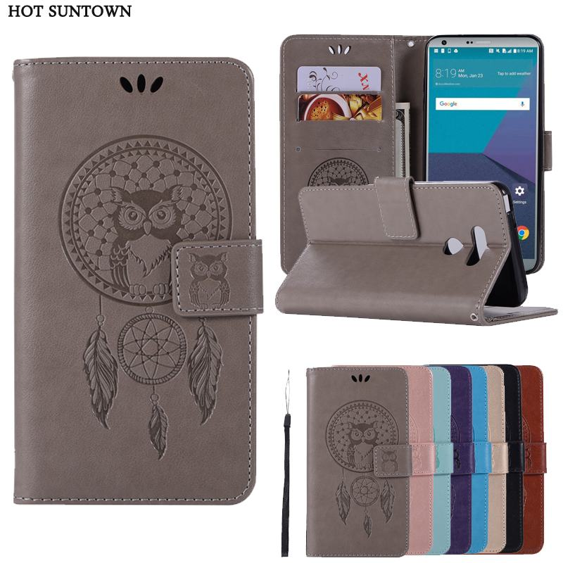G6 Case LG G6 Case Flip Leather Cover LG G 6 LGG6 Cases LG G6 H870 5.7 Inch Mobile Phone Bags LG G6 Cover Shell