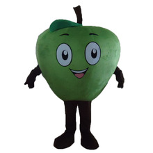 High quality Little red Apple Mascot Costume Cartoon Character Costume Adult Fancy Dress Halloween cosplay carnival costumes