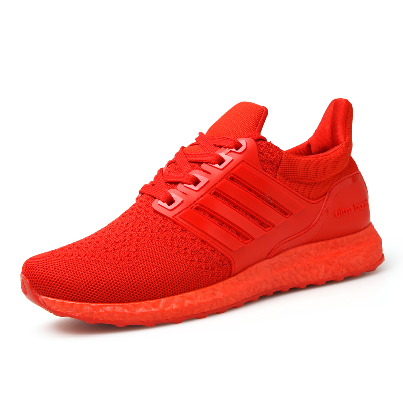 2017 Men Casual Shoes Soild Femme Sport Flat Walking Male Shoes Basket Trainers Zapatillas Home Red Superstar ultra boosts<br><br>Aliexpress