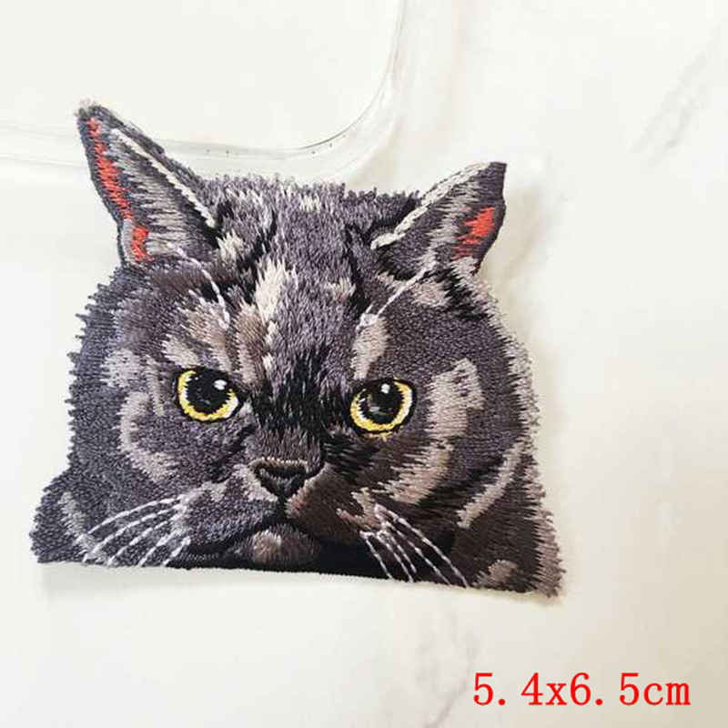 cute embroidery patch