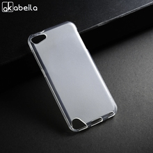 AKABEILA Mobile Phone Cases For Apple iPod Touch 5 6 5th 5G touch5 Covers Phone Bag Capa Soft TPU Silicon Shell(China)
