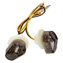 2 Pieces/Set Indicator Lamp Universal Turn Signal Lights For Yamaha Motorcycle Accessories Motorcycle Lighting Flasher light