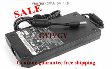 Genuine 20V 11.5A 230W For Lenovo W700 W700ds W701 W701d Laptop AC Adapter A230A001L 45N0064  45N0065