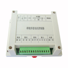 Stepper Motor Controller / Pulse Generator / Servo / Potentiometer Speed Modular Single-Axis Modbus RS-485(China)