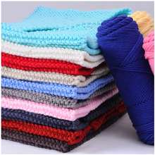 wholesale 5 balls/lot natural soft silk milk cotton yarn thick yarn for knitting baby wool crochet yarn weave thread,Z3467