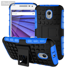 Capa For Moto G3 Cover TPU & PC Case For Motorola Moto G3 G2 G X Play X Style E E2 X+1 E+1 Cell Phone Coque(China)