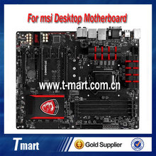 100% working desktop motherboard for msi Z97 GAMING 5 DDR3 LGA 1150 system mainboard fully tested