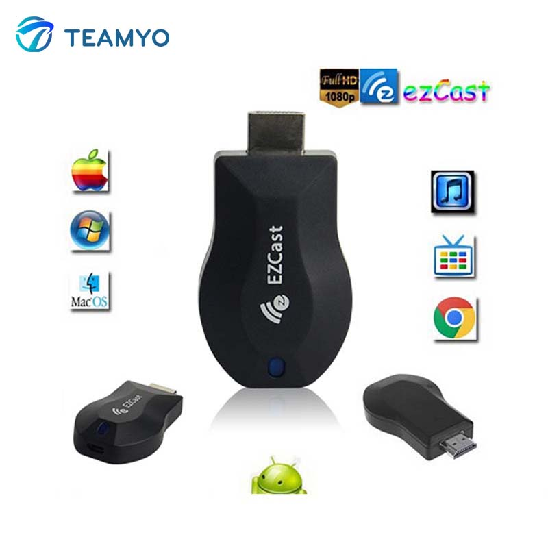 New Ezcast M2 iii wireless hdmi wifi display allshare cast dongle adapter miracast TV stick Receiver Support windows ios andriod<br><br>Aliexpress