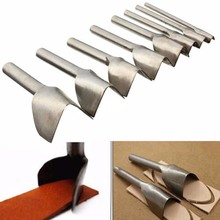 New Leather Craft V Shape Cutter Punch Strap Tools Belt Wallet End DIY Sewing Tools 10-45MM High Quality